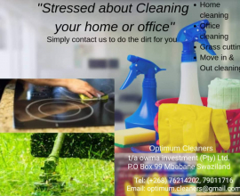 OMA Cleaning Services